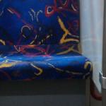 Gemütlich in der U-Bahn...