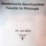 Akademische Abschlussfeier-Lästerei