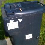 Müll-Menschen.