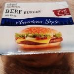 Der perfekte Burger.